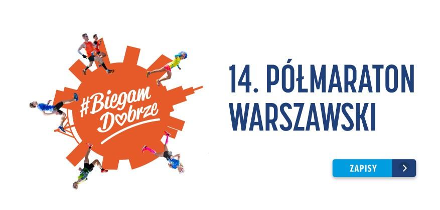 14. Półmaraton Warszawski