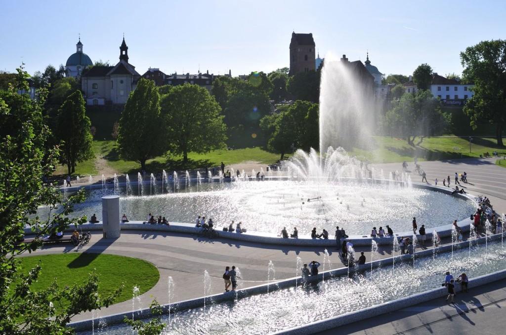 Wisła - Multimedialny Park Fontann_fot. Zbigniew Panów_pzstudio.pl_wynik