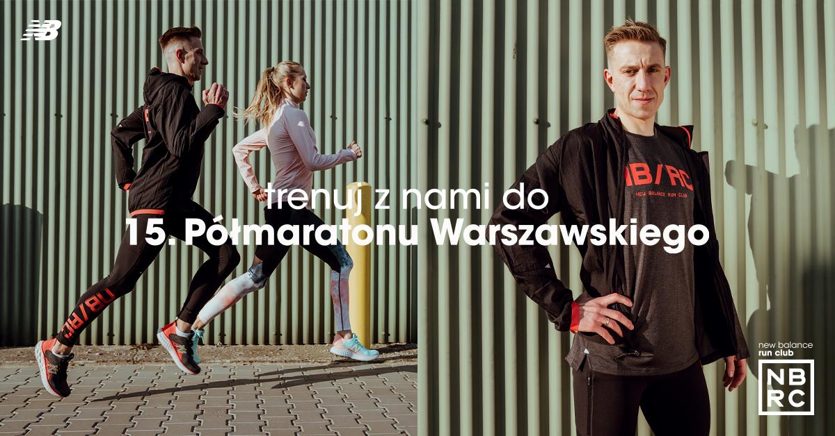 Darmowe treningi w adidas Runners Warsaw. Weź udział w The